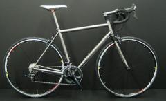 El Diente Classic Titanium Road Bike