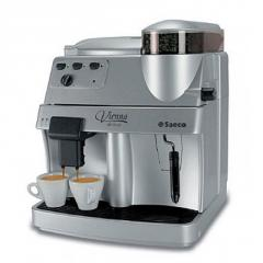 Saeco Vienna Deluxe Automatic Coffee Maker and