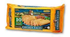 DON MIGUEL® Chicken Tacos