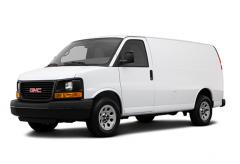 2013 GMC Savana Cargo Van 1500 Vehicle