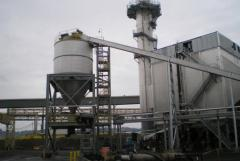 Fly Ash Silos & Ash Storage Systems