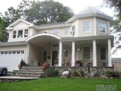 Custom Built Colonial Home
