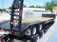 2013 Pitts 35 Ton Trailer