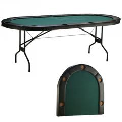 Folding Poker Table by Triumph Sports