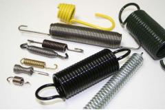Custom Extension Springs