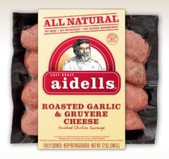 Roasted Garlic & Gruyere Cheese