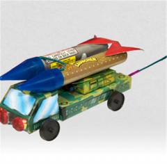 Rocket Launcher Sparklers