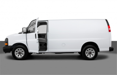 2013 GMC Savana Cargo Van 1500 Vehicle