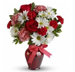 Hugs And Kisses Bouquet