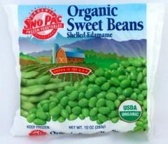 Organic Sweet Beans
