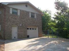Brick basement-ranch style home