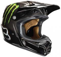 Fox Racing V3 RC Monster Replica Helmet