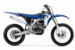 2012 Yamaha YZ250F Motorcycle
