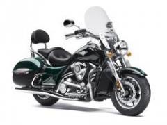 2012 Kawasaki Vulcan® 1700 Nomad™ Motorcycle
