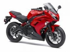 2012 Kawasaki Ninja® 650R Motorcycle