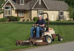 Lawn Mowers, FrontMount™ DuraMax® 35 Series
