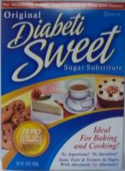 Diabeti-Sweet Sugar Substitute