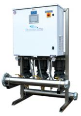 End Suction Low Pressure/High Flow VFD Booster