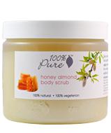 Honey Almond Body Scrub