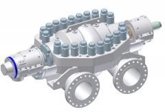 HPDM Axially Split Volute Casing Pump