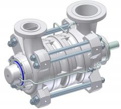 MBN-RO Multistage Ring Section Pumps