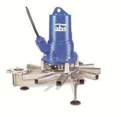 ABS Submersible Aerator TA TAK