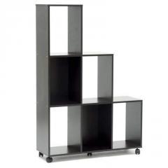 Onyx Modern Hexham Display Bookcase