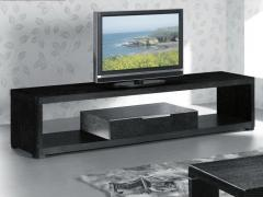 Armen Living Wenge Open Pore TV Stand