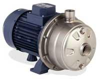 2CDXU, 2CDU two stage impeller end suction pumps