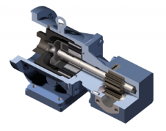 SG External Gear Mag Drive Pumps
