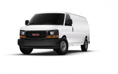 2012 GMC Savana Cargo Van 3500 Vehicle