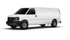 2012 GMC Savana Cargo Van 3500 Vehicle