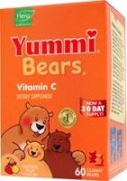 Yummi Bears Vitamin C 60 bears