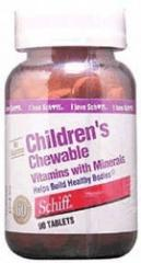 Multi Vitamins & Minerals, Children's