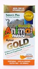 Animal Parade Multi Vit & Mineral Orange,