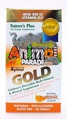 Animal Parade Multi Vit & Mineral Orange,