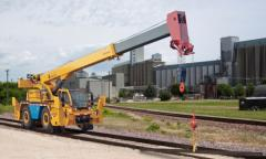 CD4430R Rough Terrain Crane