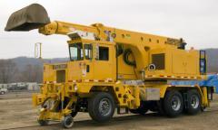 4867R Hydro-Scopic Excavator