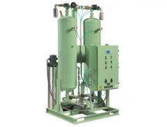 DEX Desiccant Externally Heated Dryer