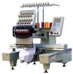 RCM-1201C-H Embroidery Machine
