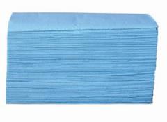 Blue Windshield Towels