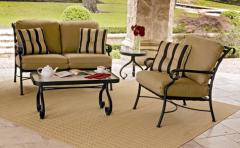 Woodard Wrought Iron Furniture