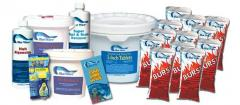 Full Line Of Spa And Swimming Pool Chemicals