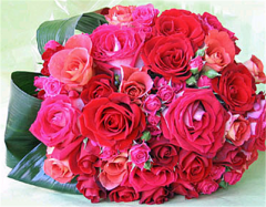 Roses Heaven Bouquet