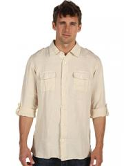 Ex-Patriot L/S Linen Shirt
