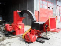 Forest machines parts