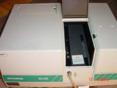 Beckman DU-640 UV/VIS Scanning Spectrophotometer