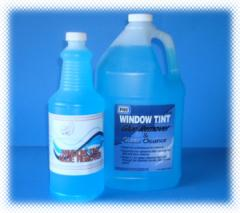 Window Tint Glue Remover