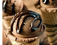 Ice cream coatings