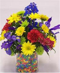 Birthday Surprise Bouquet